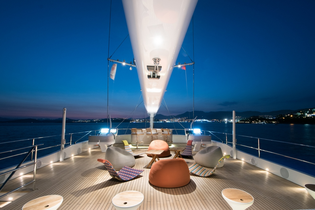 All About U, 50m  /  6 Cabins