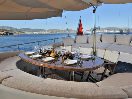 Dolce Mare, 40m / 6 cabins