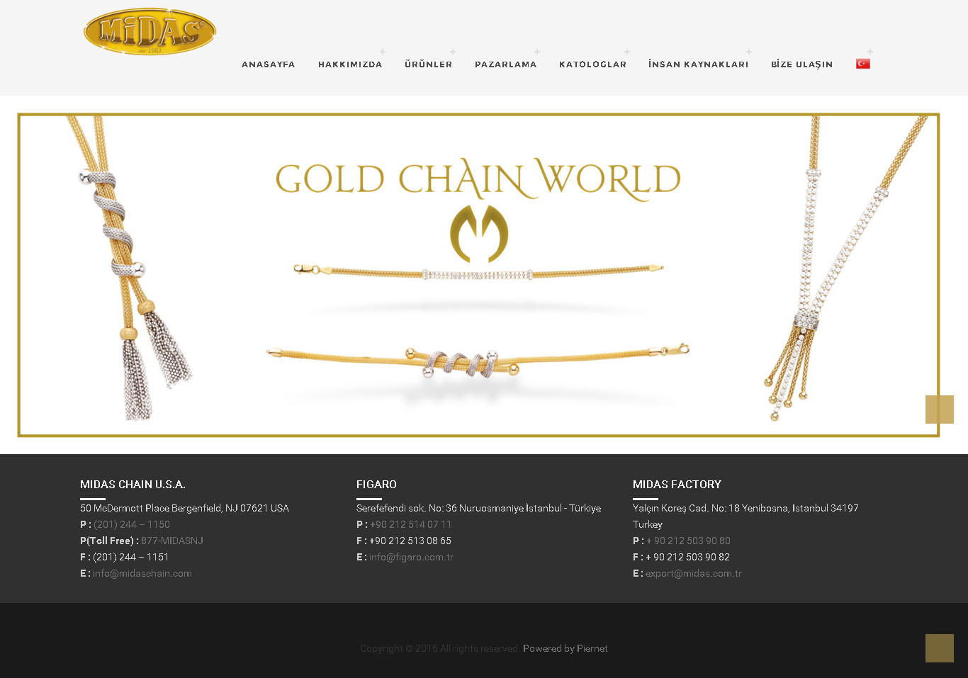 Midas Chain