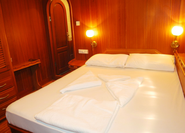 Princess Lila & Selin, 36m / 8 cabins