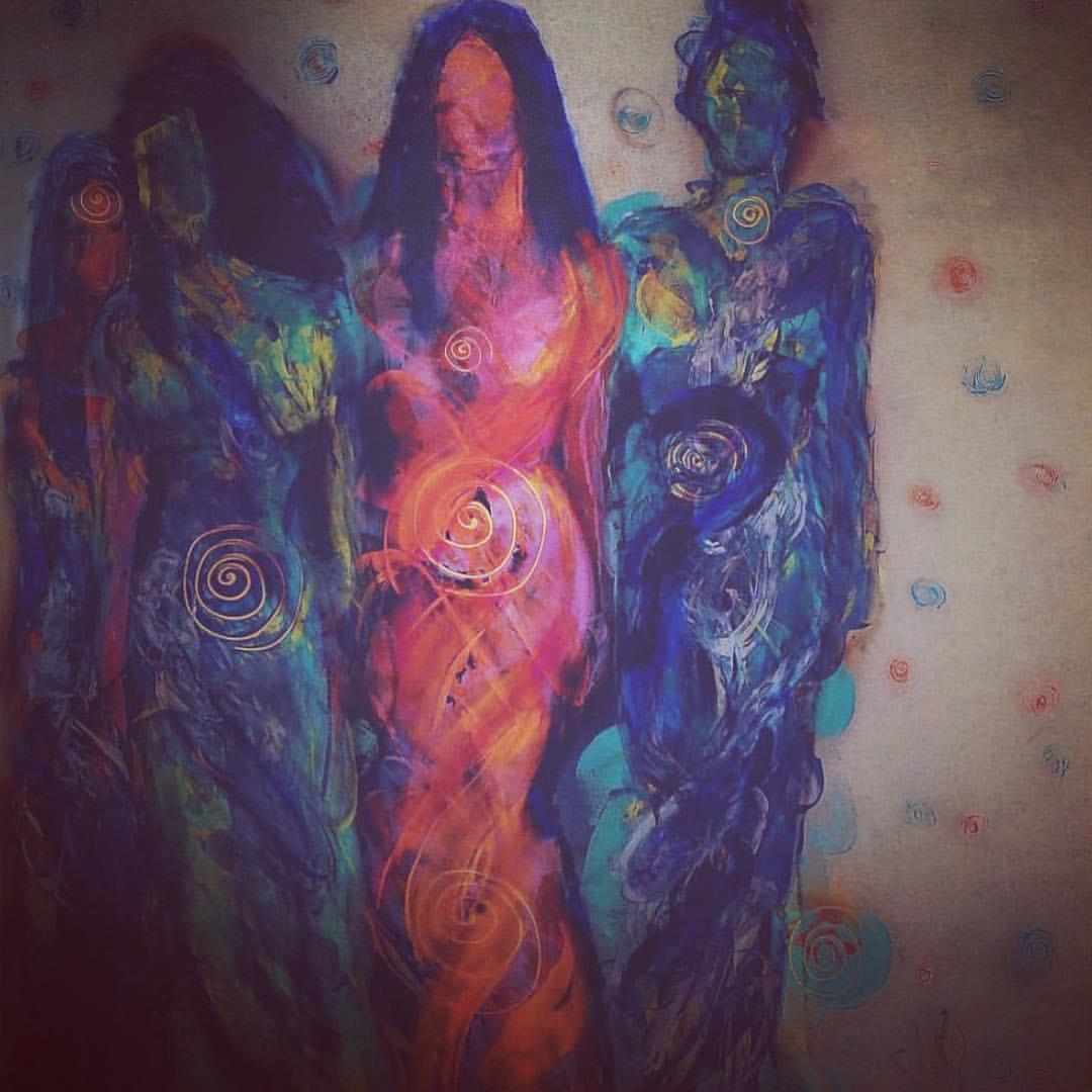 Sibel Nur Ener Artworks