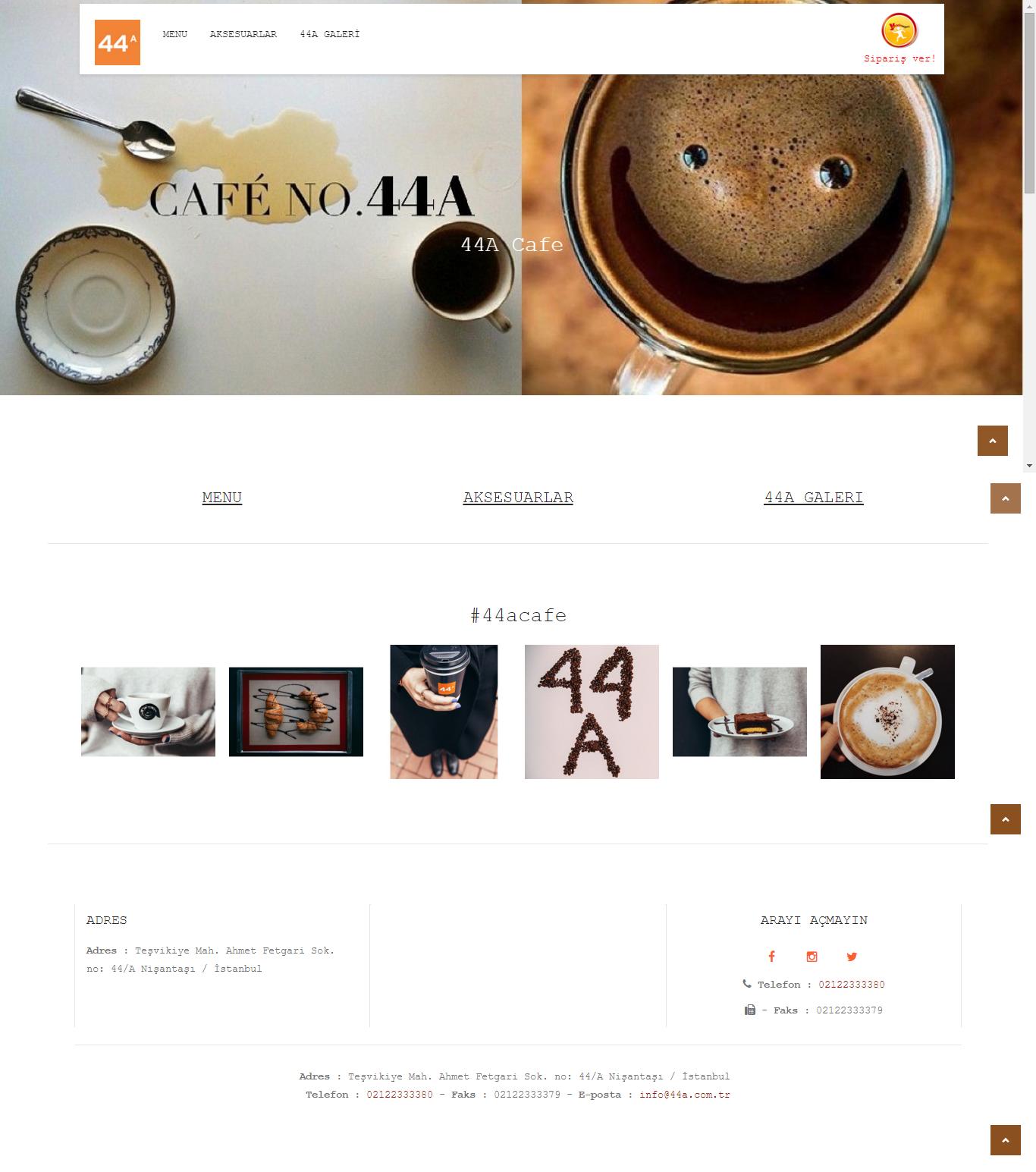 44A CAFE