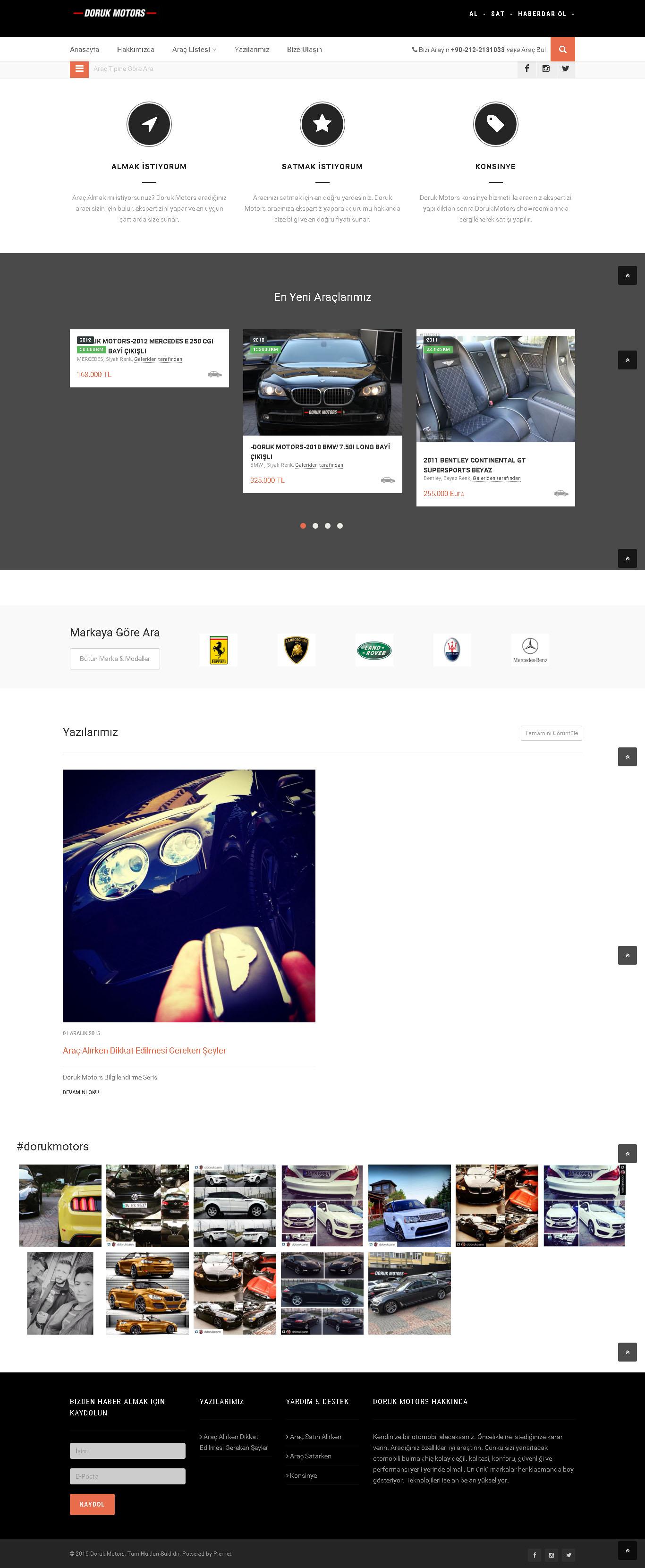 Doruk Motors