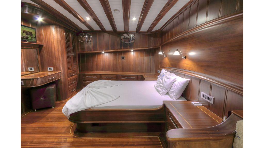 Biliz, 26m / 4 cabins