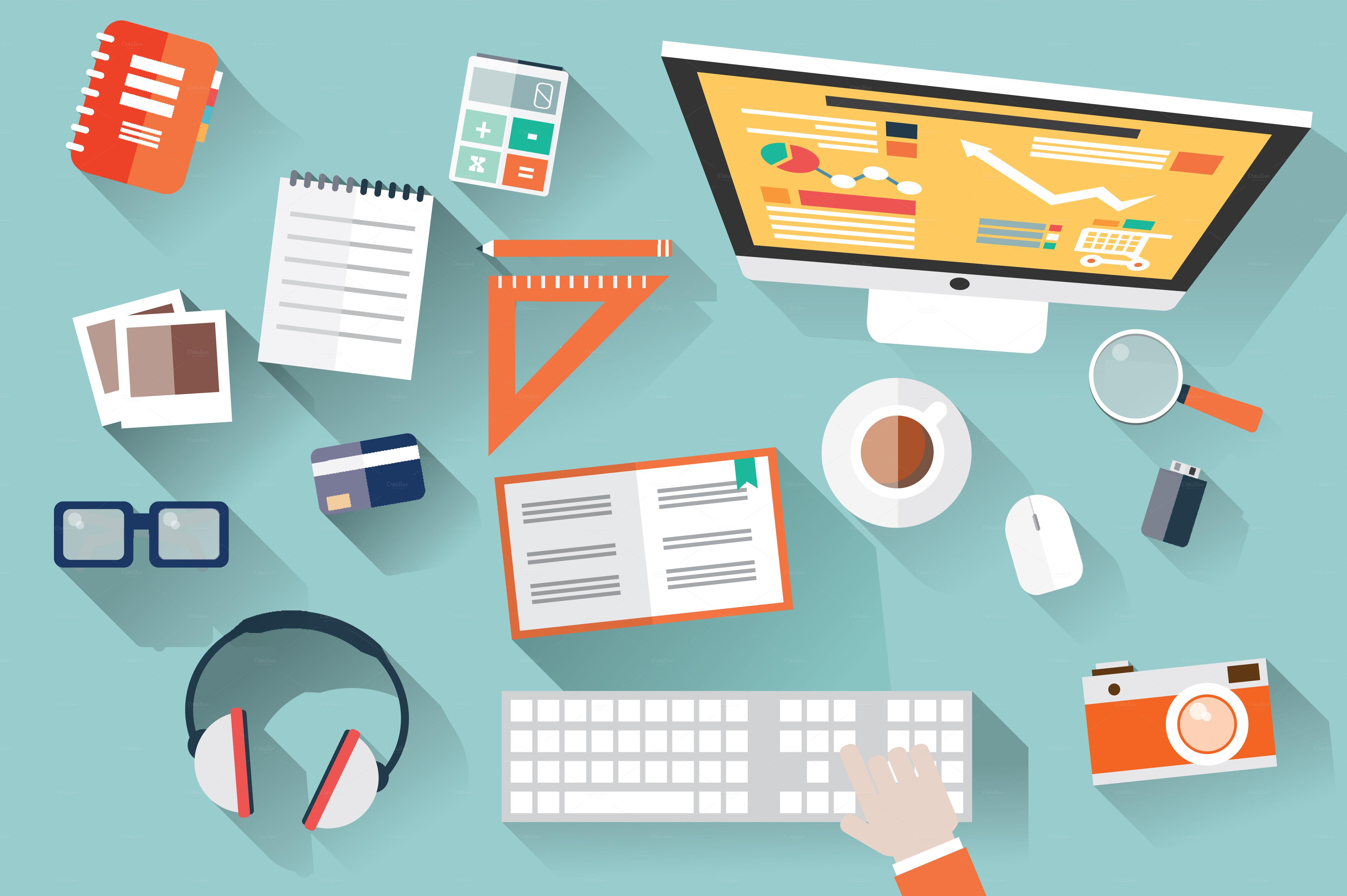 En iyi 200 Grafik, Uygulama & Web Tasarımı Araçları ve Kaynakları