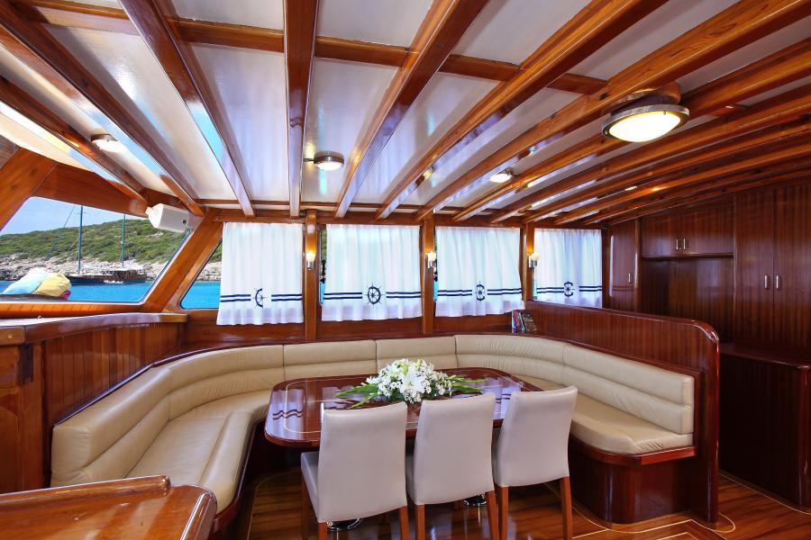 Kaya Güneri 1, 26m / 7 cabins