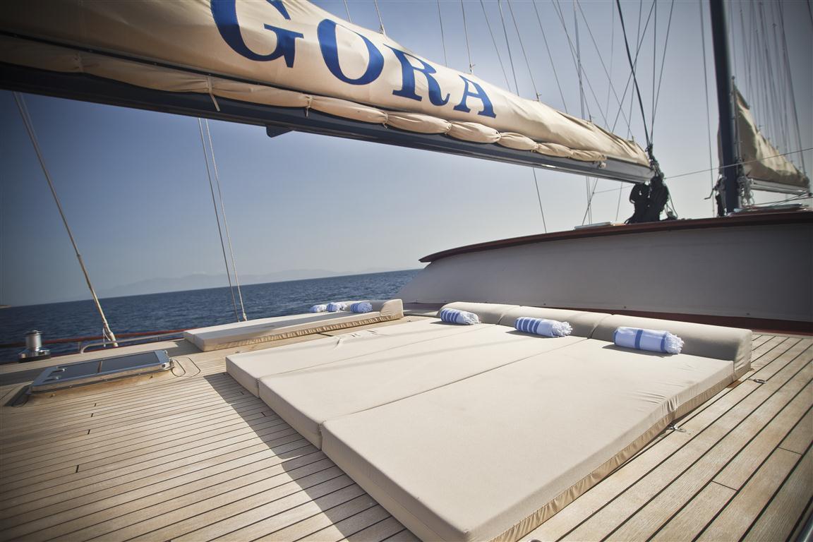 Gora, 38m / 5 cabins