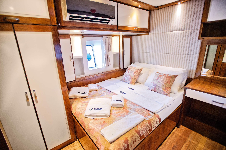 Maske 2, 30m / 6 Cabins