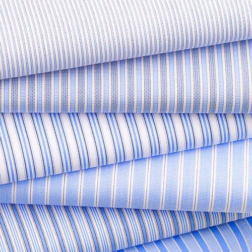 Poplin - Smart casual stripe 1